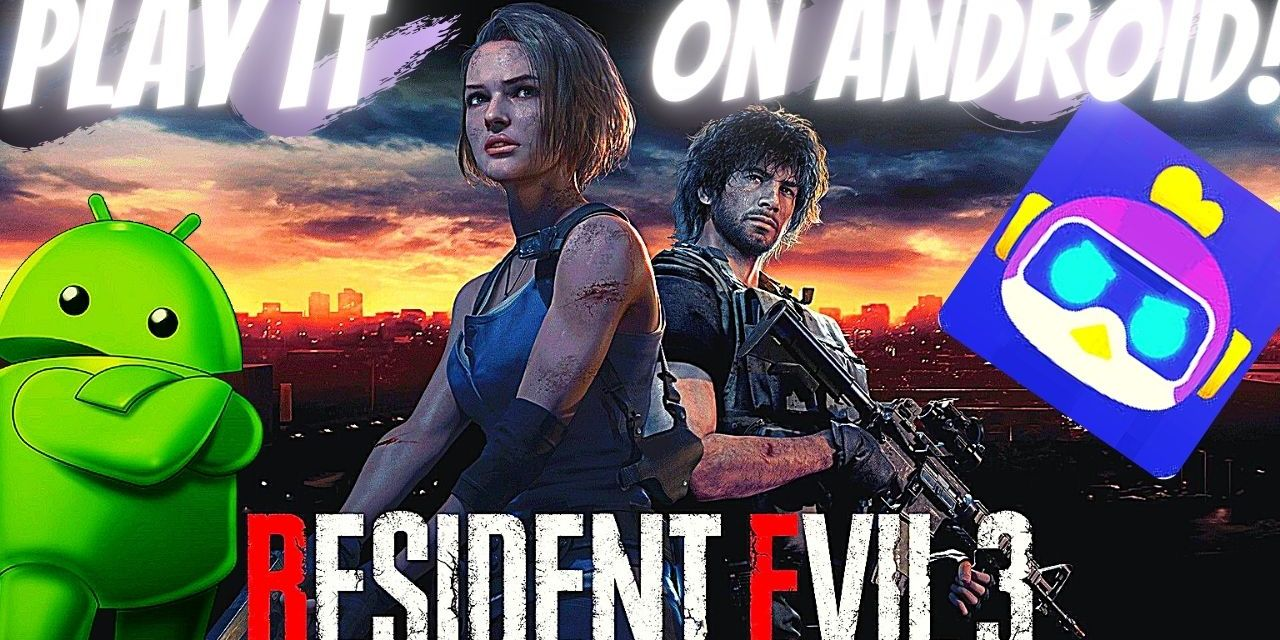 Resident Evil 3 Android Download APK + OBB Free