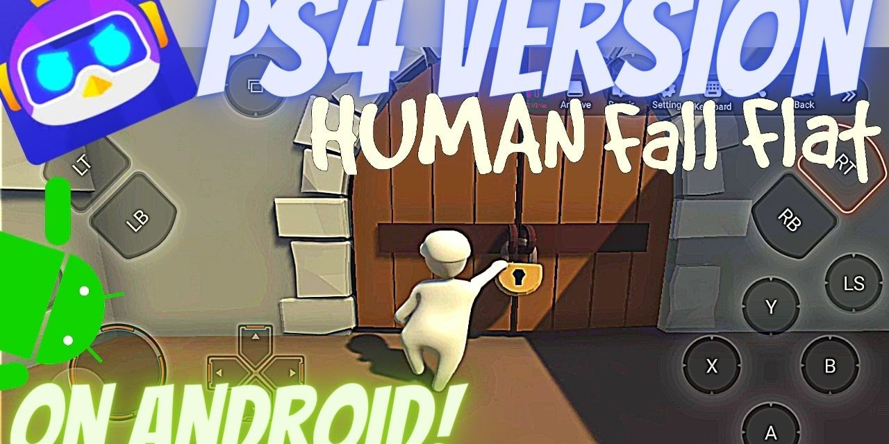 Human Fall Flat PS4 Android Multiplayer Download APK OBB