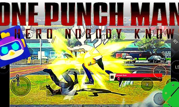 One Punch Man: A Hero Nobody Knows APK Download For Android