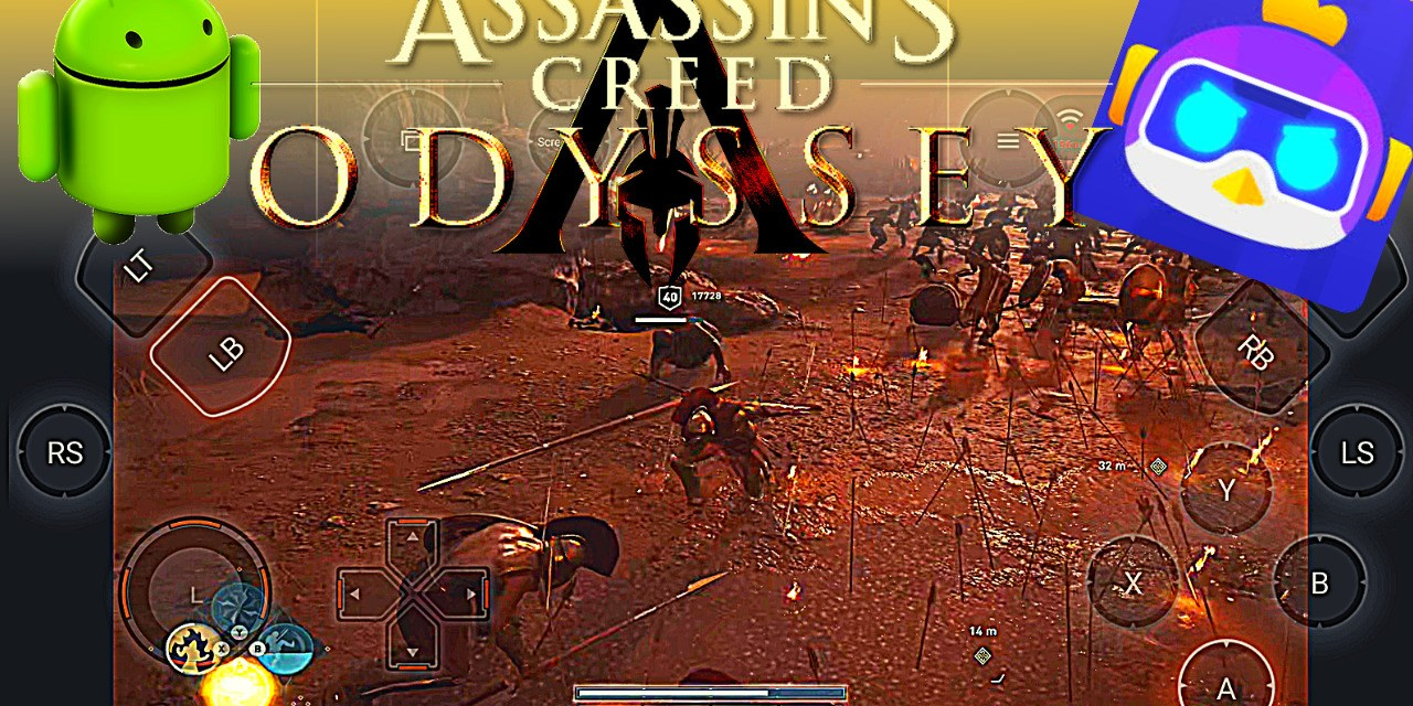 Assassin's Creed Odyssey Android APK DATA File Free Download – Chikii