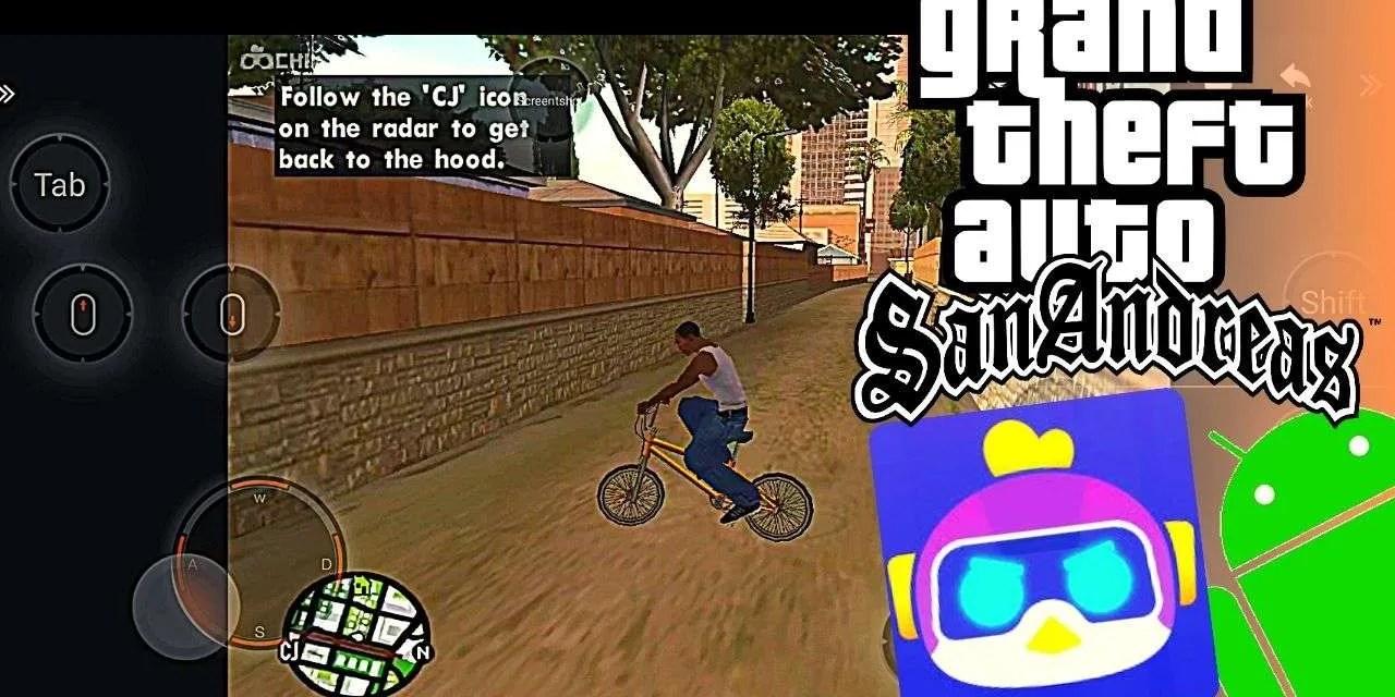 GTA San Andreas Android Download 2021
