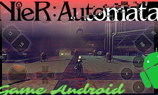 Nier Automata Android Game APK OBB Download – Chikii