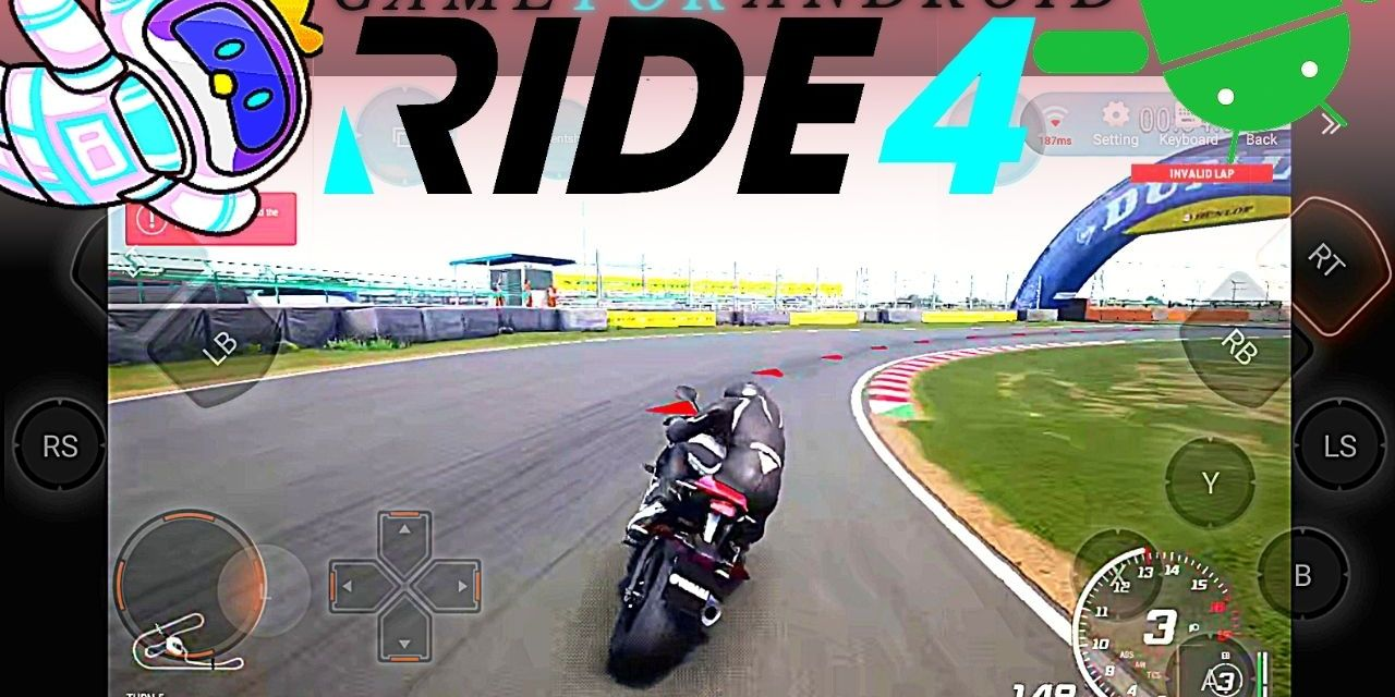 RIDE 4 APK Download For Android Mobile Free – Chikii