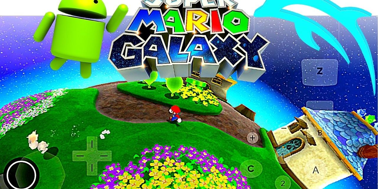 Super Mario Galaxy APK Download For Android – Dolphin Emulator