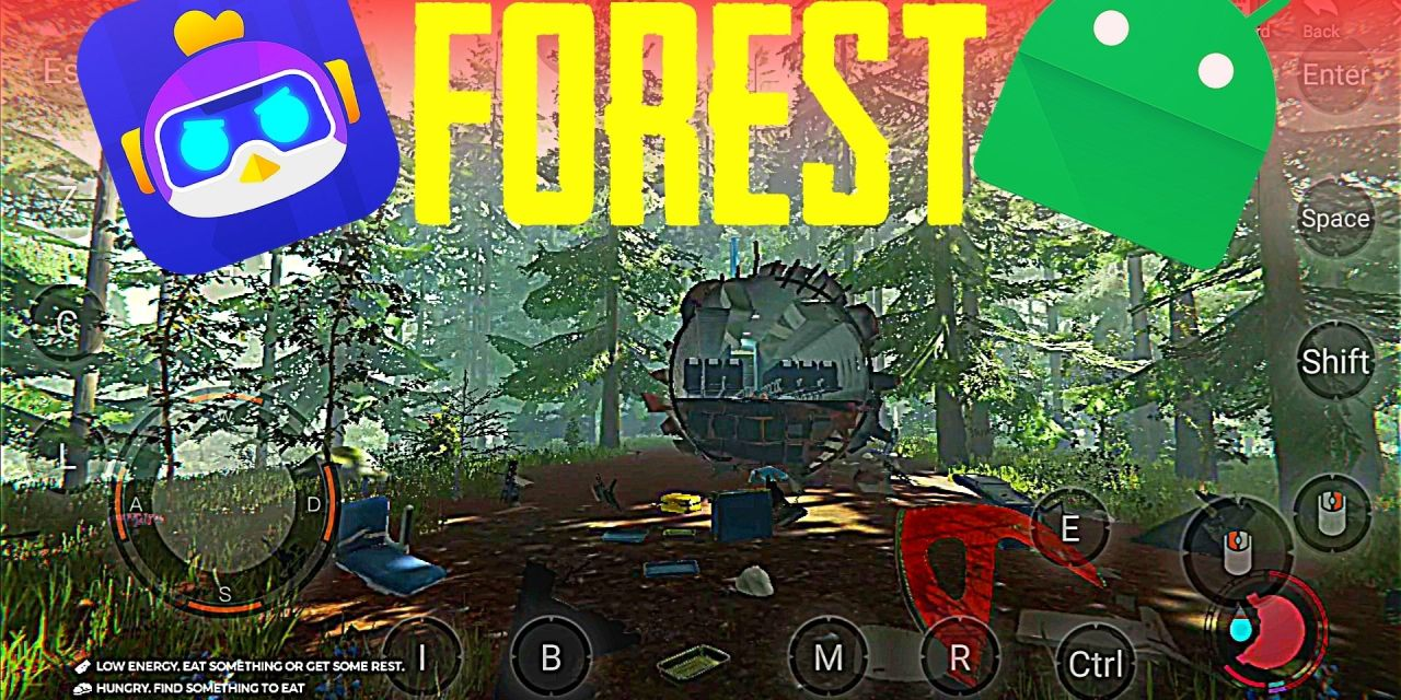 The Forest APK Download For Android – Chikii