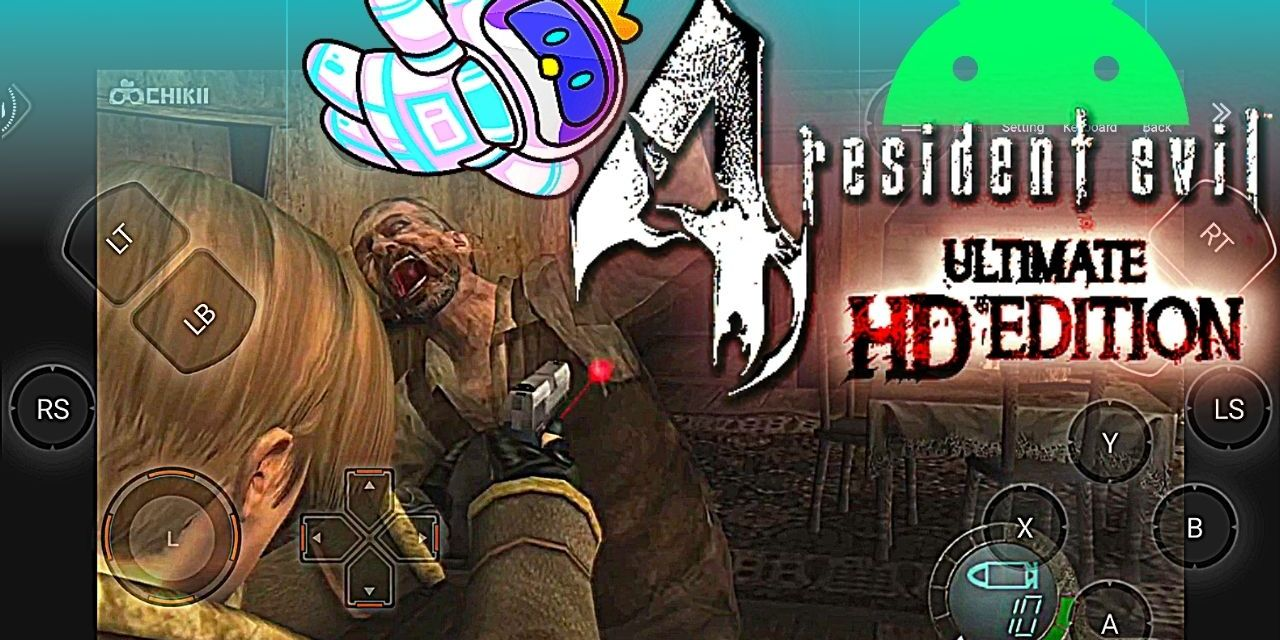 Resident Evil 4 Ultimate HD Edition Game Android – Chikii