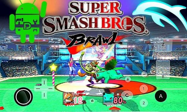 Super Smash Bros. Brawl Wii ApK OBB Android Download – Dolphin Emulator