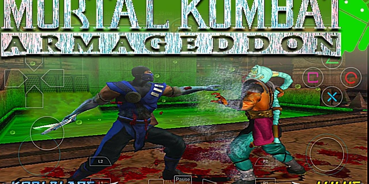 Mortal Kombat Armageddon APK Download For Android – Damon Ps2 PRO