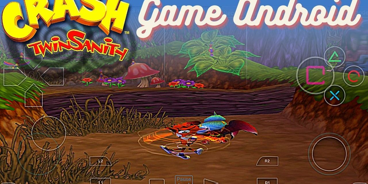 Crash Twinsanity Ps2 APK Android Download – Damon Ps2 Pro
