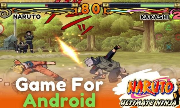 Naruto Ultimate Ninja APK OBB Android Download – Damon Ps2 Pro