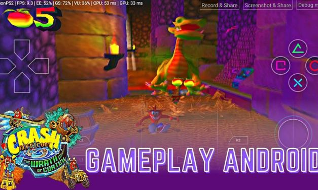 Crash Bandicoot The Wrath of Cortex APK Download For Android – Damon Ps2 Pro