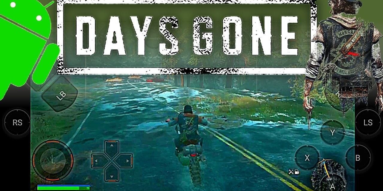 Days Gone APK OBB Download For Android – Chikii App