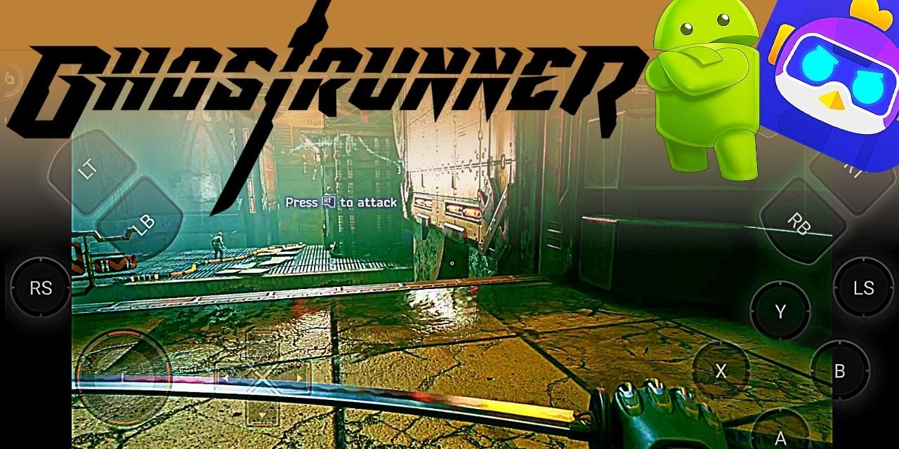 Download ghostrunner android apk – Chikii App
