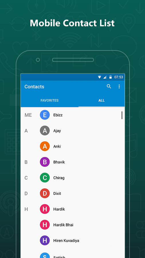 EXPORT CONTACTS FOR WHATSAPP APK ANDROID