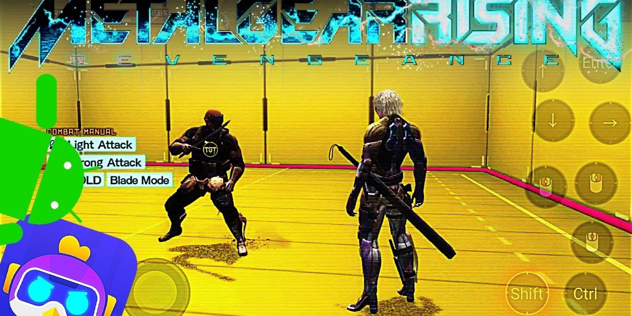 Metal Gear Rising Revengeance Android APK OBB Download – Chikii App