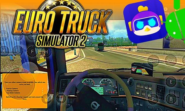 Euro Truck Simulator 2 Download For Android APK And OBB – Chikii App