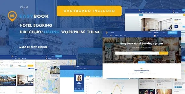 EasyBook Nulled [1.2.9] – Directory Listing WordPress Theme