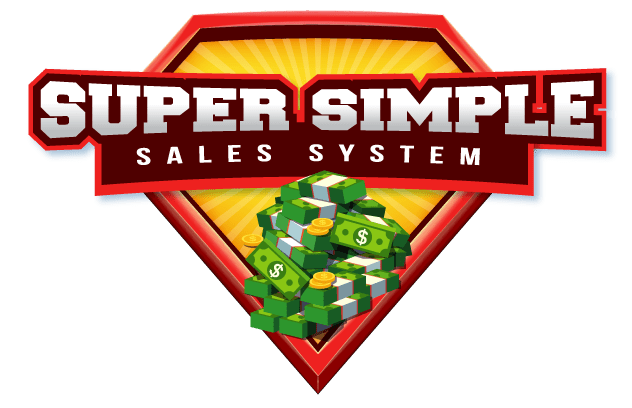 Super Simple Sales System