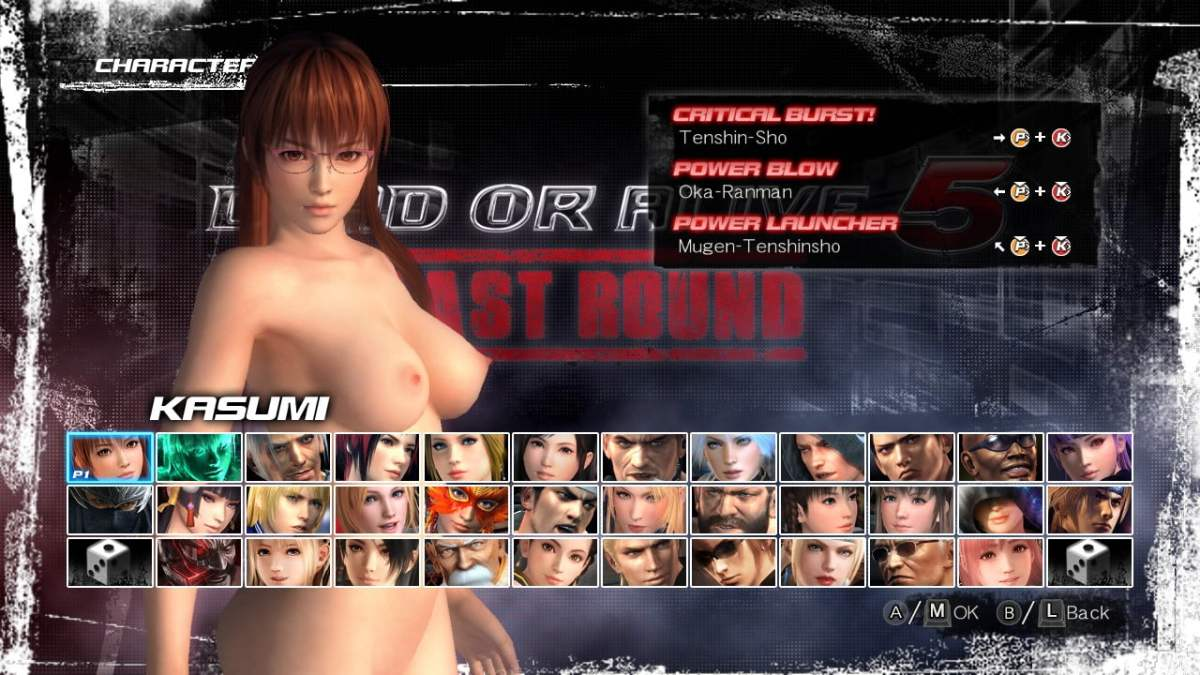 DEAD OR ALIVE 5 NUDE MOD DOWNLOAD