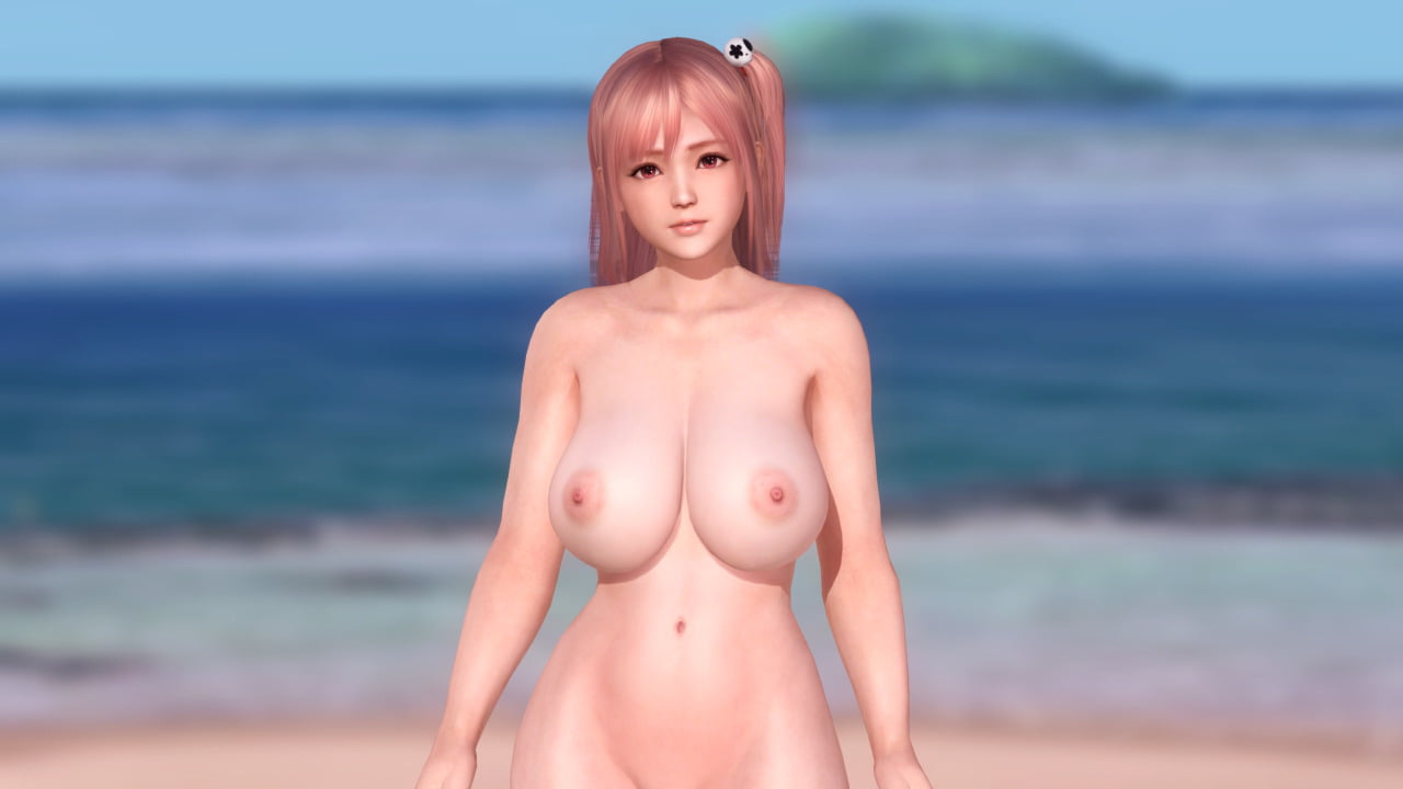 dead or alive xtreme venus vacation NUDE MOD