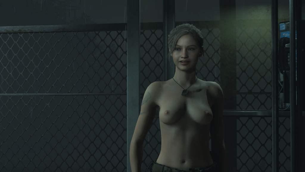 Resident Evil 4 Ashley Nude