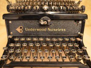 Null Paradox Typewriter
