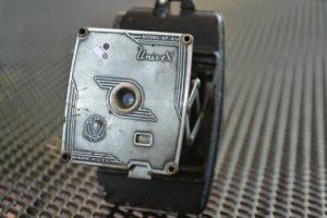 Null Paradox Steampunk Camera