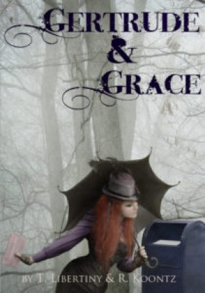 Null Paradox book Gertrude & Grace Illustration by Ana Cruz
