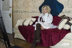 Null Paradox | <em>Addiction</em><br /> Jill Billingsley (Grace)<br /> Photography by Tom Libertiny