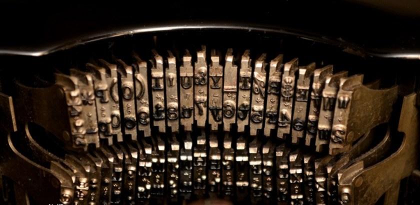 Typewriter Photography by Tom Libertiny