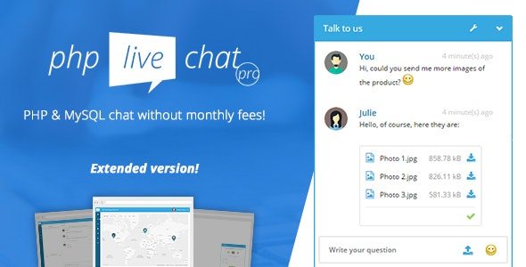 PHP Live Chat Pro Latest Version Nulled Free Download