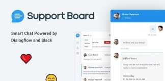 Chat Support Board WordPress Plugin Free Download