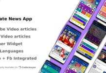 Ultimate News App (Video,Youtube,Weather,Survey) Source Code Download