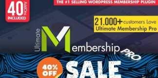 Ultimate Membership Pro WordPress Membership Plugin Nulled