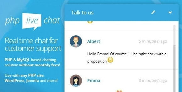 PHP Live Support Chat Nulled Script By Mirrormx on Codecanyon