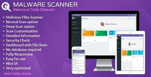 Malware Scanner - Malicious Code Detector Nulled PHP Script