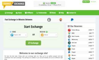 Exchange Script