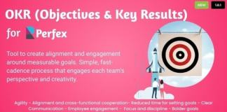 OKRs Objectives and Key Results for Perfex CRM
