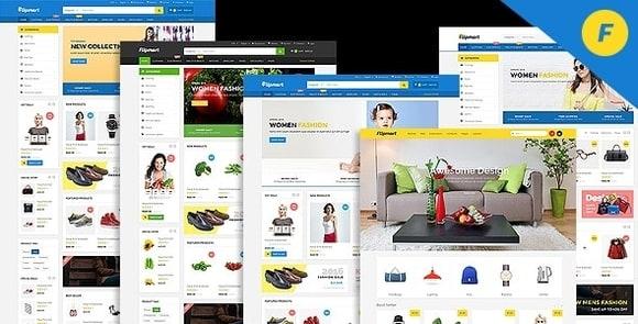 Flipmart Responsive Ecommerce Template HTML
