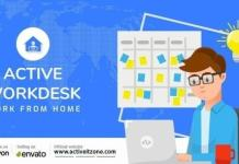 Active Workdesk CMS Nulled Script Download