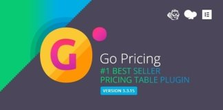 Go Pricing WordPress Responsive Pricing Tables Plugin Nulled Download