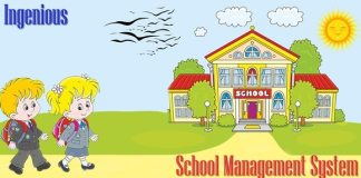 Ingenious School Management System Nulled PHP Script