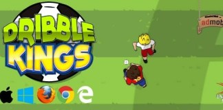 Dribble Kings HTML5 Football Game Source Code Download