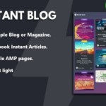 Instant Blog Fast and Simple Blog Php Script