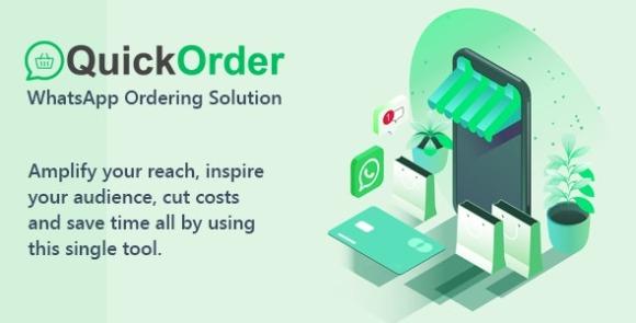 QuickOrder WhatsApp Ordering Addon Download