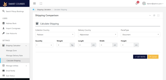 Smart Courier and Logistic Management Application Nulled