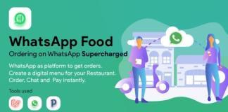 WhatsApp Food SaaS WhatsApp Ordering System PHP Script