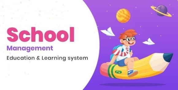 School Management Education and Learning Management