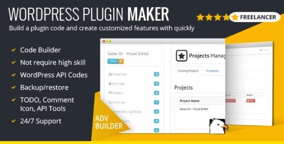 iWP-DevToolz WordPress Plugin Maker PHP Script
