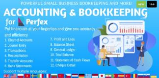 Accounting and Bookkeeping for Perfex CRM Addon Download